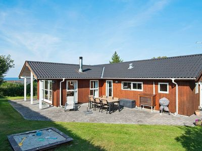 Photo for Spacious Holiday Home in Allingåbro with Sauna and Whirlpool