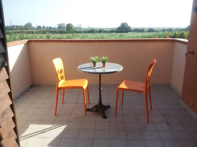 Photo for House in Villa panoramic distant 1 km from the sea between Cagliari, Pula and Ch
