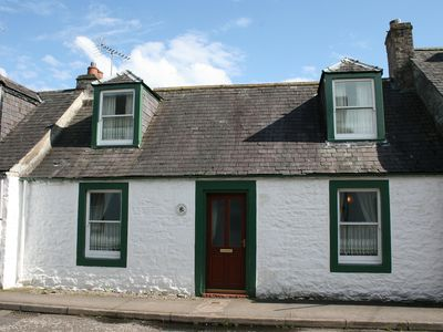 Photo for Traditional 18th Century Cosy Cottage In The Centre Of Moffat