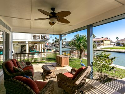 Photo for 3BR House Vacation Rental in City By The Sea, Texas