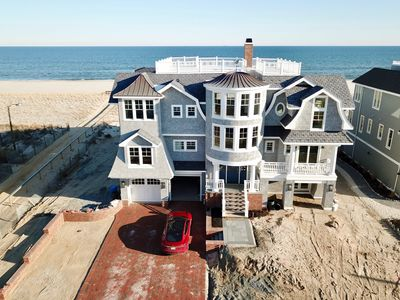 Photo for 6 Bedroom Oceanfront With Pool 7000Sf New Construction  Sunday Changeover