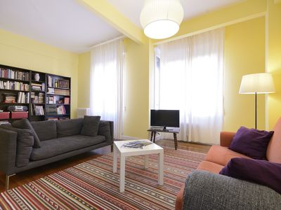 Photo for 3BR Apartment Vacation Rental in Bilbao