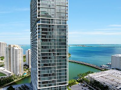 Photo for 2 Bedroom and 2 Bath with River and City view at Icon Residences FREE SPA