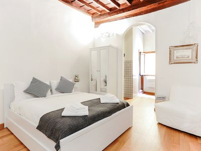 Photo for Delightful flat in front of Santa Croce