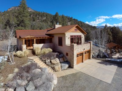 Photo for Awesome Views - 10 Miles North of Downtown Durango - 3 Acres