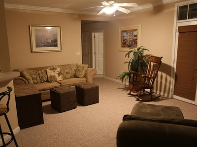 Photo for Beautiful 2 BR/2 BA Condo with Garage and 2 Porches