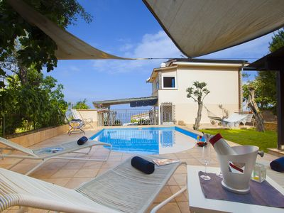 Photo for sea-view, private-pool, family-friendly