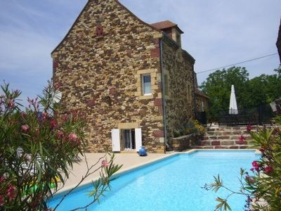 Photo for PROMOTION ON JULY on authentic Périgourdine house