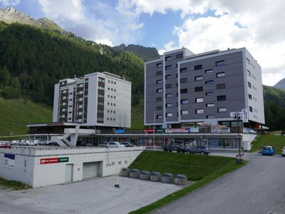 Photo for Apartment in the center of Siviez with Lift, Parking, Internet, Terrace (37817)