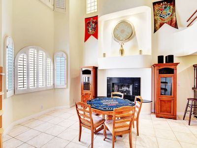 Photo for Man cave 5bd/6ba + pool/spa/theater/bbq, 5min to Strip