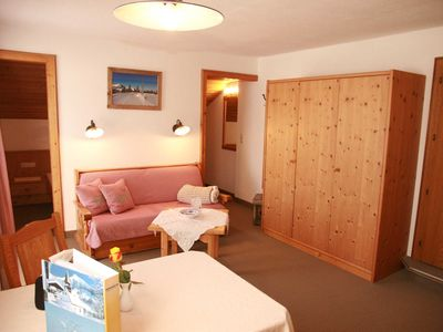 Photo for 1 room apartment - The Edelweiss