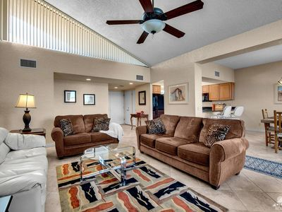 Photo for Luxury Villa in Shadow Mtn Resort - Walk to El Paseo, The LivingDesert and more!