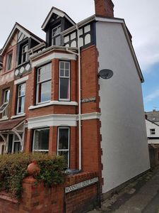 Photo for Victorian 6 bed in Llandudno. 2mins' to beach. Fb Craig-Y-Don Victorian 6bed