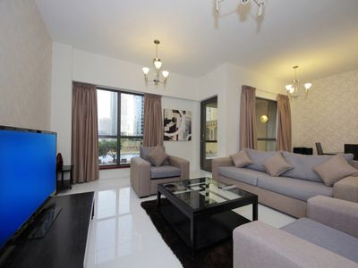 Photo for Jumeirah Beach 3 Bedrooms Apartment II