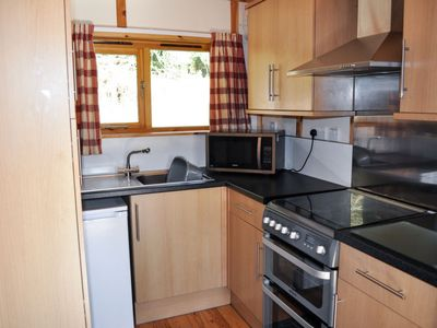 Photo for Vacation home Tay View Lodges in Pitlochry - 6 persons, 3 bedrooms
