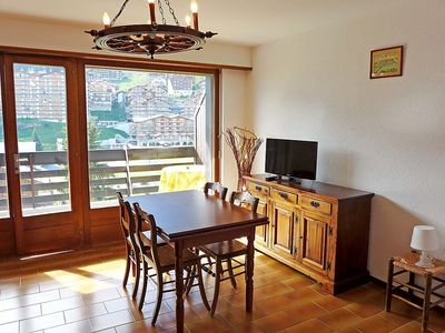 Photo for Apartment in the center of Nendaz with Internet, Pool, Lift, Parking (42847)