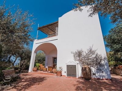 Photo for Villa Loana: An elegant two-story villa situated in a quiet location, a few minutes from the town center, with Free WI-FI.