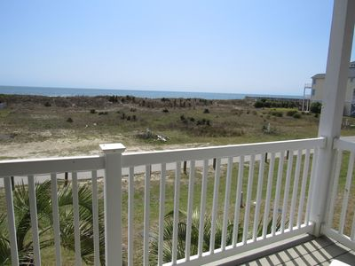 "Photo for NEW LISTING! ""Ocean Paradise"" -Ocean views! Updated! across from beach access."