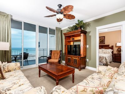 Photo for Waterscape A405: 2 BR / 2 BA condominium in Fort Walton Beach, Sleeps 8