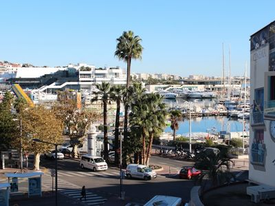 Photo for Nice 1 bd downtown, Croisette, 5 mns Palais des Festivals nice view