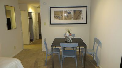 Photo for Private Studio On Massachusetts Avenue, Downtown DC! Amenities Included!