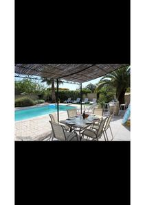 Photo for Nice villa in the south of France