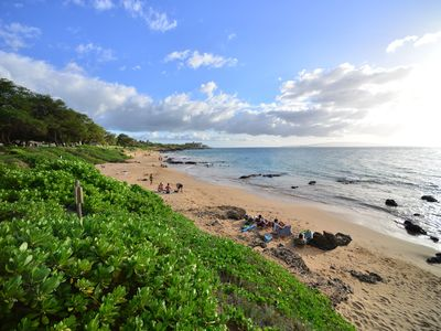 Photo for Best Value in South Kihei! Private Ground Level Condo Steps from Kamaole 3!