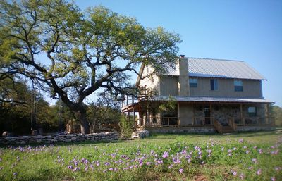Photo for Shepherd's Lodge- Experience Fantastic Hill Country Living