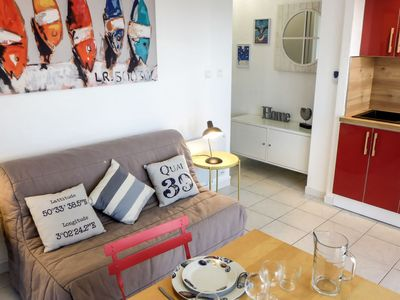 Photo for Apartment CARIOCA in Canet-Plage - 3 persons, 1 bedrooms