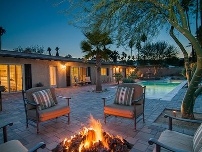 Photo for Stunning Private House with Amazing Backyard/Pool-Coachella/Stagecoach/Winter!!