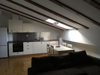 Photo for 1BR Apartment Vacation Rental in Kanal, Nova Gorica