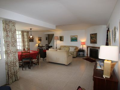 Photo for Lovely villa 3 bedroom, large private pool, great sea views, A/C and free WiFi