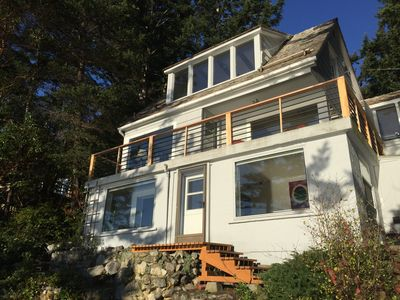 Photo for Waterfront home on Deception Pass, Anacortes WA