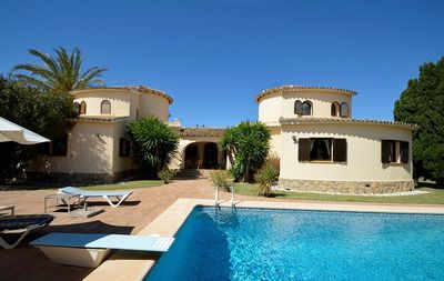 Photo for Huge Finca for up to 8 Person in Denia (Spain) close to the beach free WiFi