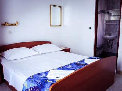 Photo for Studio flat with air-conditioning Podgora, Makarska (AS-11894-a)