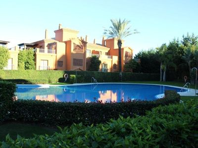 Photo for Casa Marbella, Luxury 2 Bedroom Apartment Front Line Golf Near Marbell