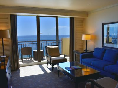 Photo for The Atlantic Hotel and Spa - 1 Bedroom Oceanfront Suite