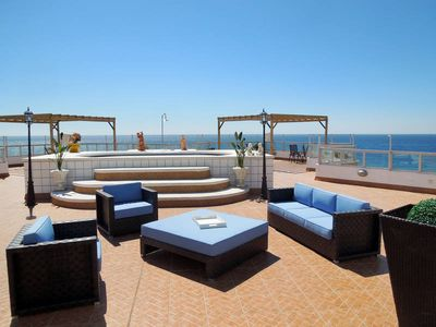 Photo for Apartment in Torrox - Costa, Costa del Sol - 6 persons, 3 bedrooms