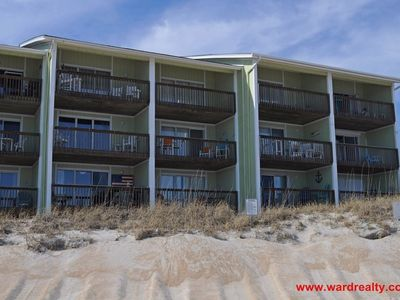 Photo for OCEANFRONT Condo, Sleeps 6 - Shell Shocked