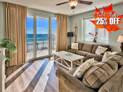 Photo for 25% OFF FALL! Deluxe BEACH View w/ Pool~Hotub @Resort +FREE VIP Perks & MORE!