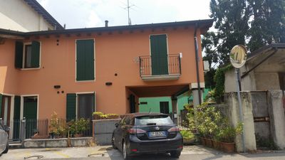 Photo for Last minute July and August - LARGE STUDIO APARTMENT ONE STEP FROM BRESCIA
