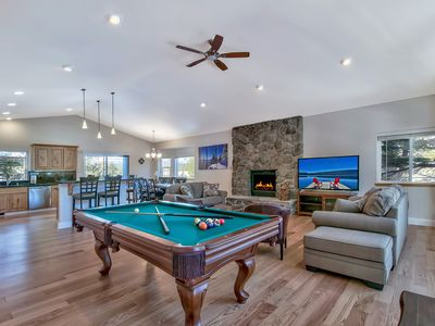 Photo for Blackfoot Family Estate–Sparkling Clean & New, Hot Tub, Mtn Views, Pool Table