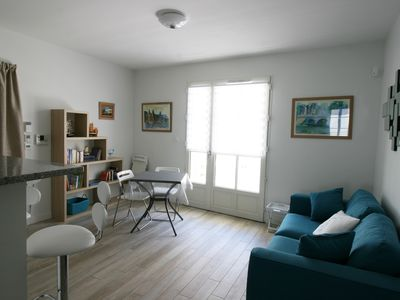 Photo for New 4-room apartment in the quiet district of Saint Nicolas near the old harbour