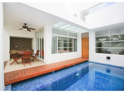 Photo for Beautiful Contemporary Home With Pool Located In The Middle Of San Miguel