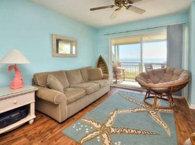 Photo for Beautiful, Oceanfront Condo w/ 2 Bdrms/1 Bath-Close to POOL and BEACH!!!-Sleeps 4