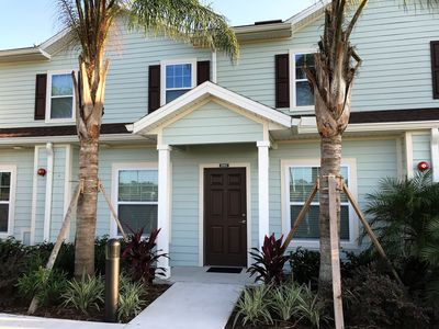 Photo for Beautifully Decorated New 3 Bedroom Townhome West Lucaya!
