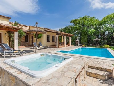 Photo for Catalunya Casas: Villa Fanta only 10 min from the historic old town of Pollensa!