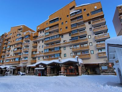 Photo for Apartment Roiw with Ski-in/Ski-out