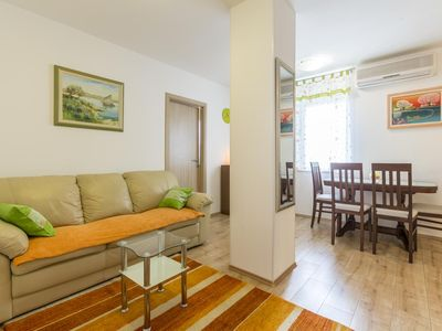 Photo for Two bedroom apartment with air-conditioning Split
