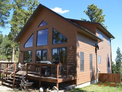 Photo for HOME WITH VIEW AND AMENITIES IN HEART OF BLACK HILLS